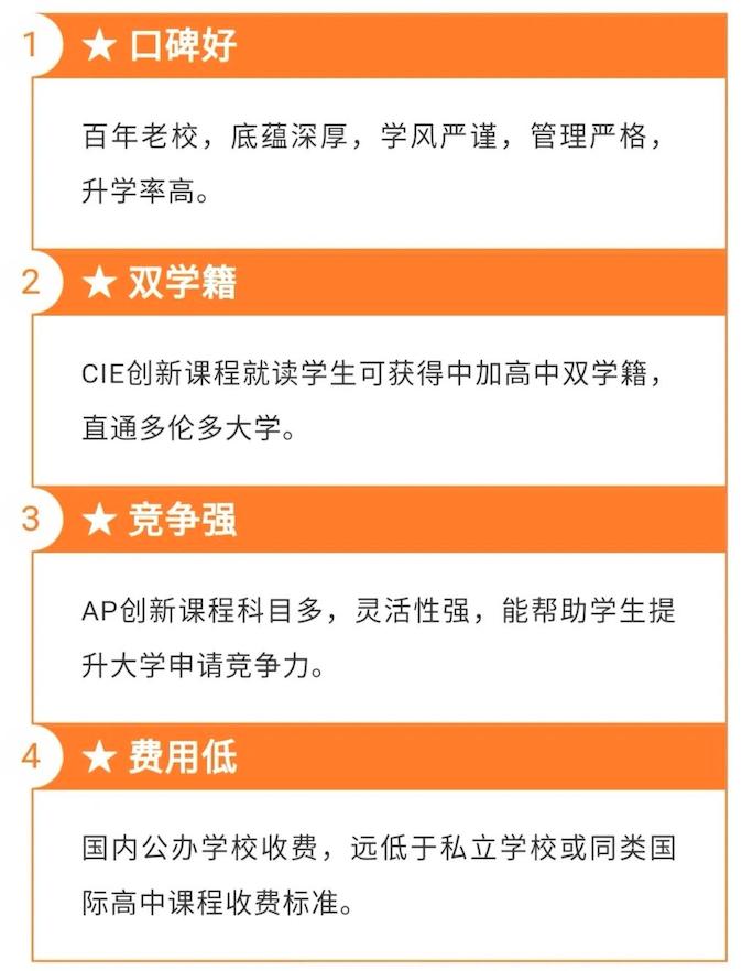 苏州十中国际部 AP和 CIE 项目介绍