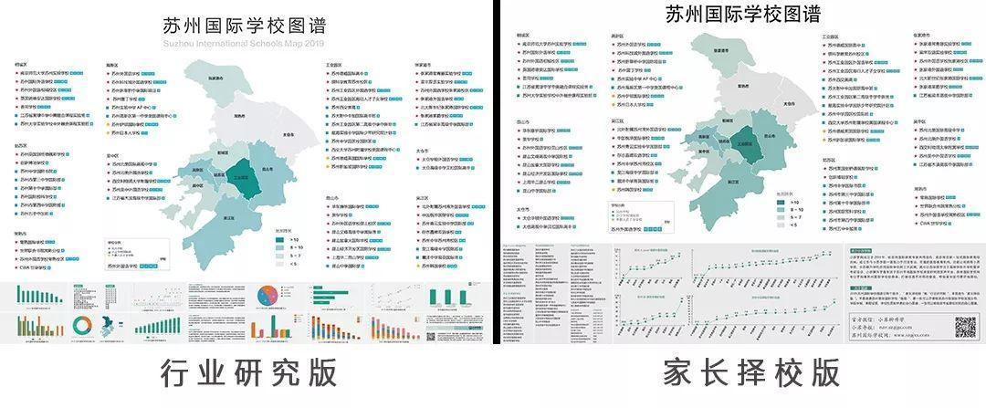 重磅发布|首张《苏州国际学校图谱》问世!