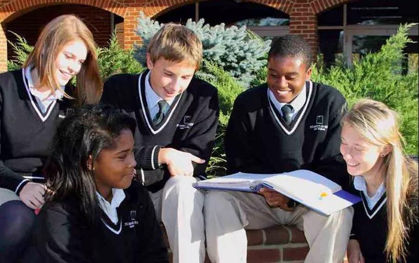 苏州的孩子选择国际学校还是美高?插图3