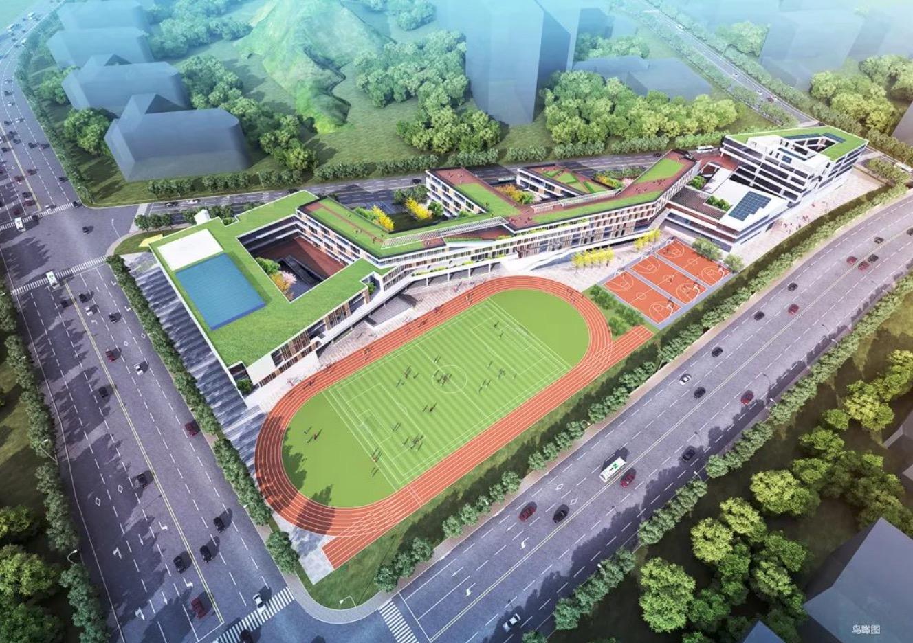苏州雷丁学校预计2021年9月开学